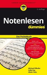 Notenlesen for Dummies Das Pocketbuch