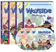 웨이 사이드 스쿨 1집 4종세트 Wayside School(DVD)
