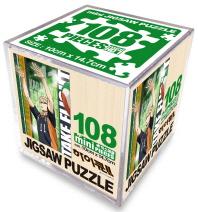 하이큐 직소퍼즐 108pcs: 츠키시마 케이 ST2