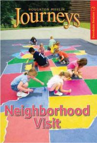 Journeys Decodable Readers G2 Unit 1 Neighborhood Visit