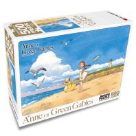 빨강머리 앤 직소퍼즐 500pcs: 해변(인터넷전용상품)