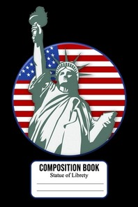 Statue of Liberty Composition Book