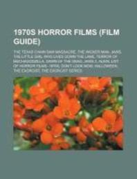 1970s Horror Films (Film Guide)