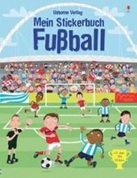 Mein Stickerbuch: Fussball