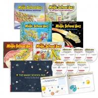 신기한 스쿨버스(The Magic School Bus) 클래식 컬렉션 리더스북 6종 세트(세이펜BOOK)