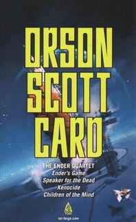 The Ender Quartet Boxed Set