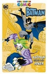 Mein erster Comic: Batman gegen den Joker