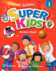 Super Kids. 1 SB with CD & PEP