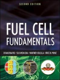 Fuel Cell Fundamentals (Hardcover)