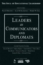 Leaders as Communicators and Diplomats