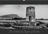 Die Salinen von Trapani auf Sizilien (Wandkalender 2021 DIN A2 quer)