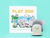 Flat Zoo /Anglais