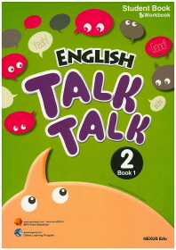English Talk Talk. 2(Book. 1)