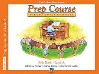 Alfred's Basic Piano Prep Course Solo Book, Bk a
