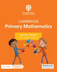 Cambridge Primary Mathematics Learner's Book 2 with Digital Access (1 Year)