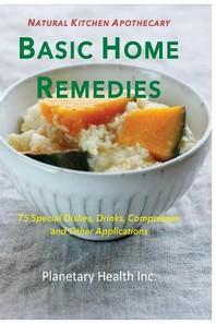 Basic Home Remedies
