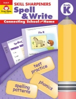 Spell Write Grade K (CD1장포함)