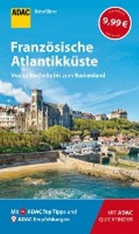 ADAC Reisefuehrer Franzoesische Atlantikkueste