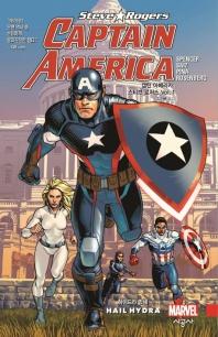 캡틴 아메리카: 스티브 로저스 Vol. 1
