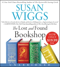 The Lost and Found Bookshop Low Price CD