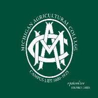 Michigan Agricultural College Campus Life 1900-1925