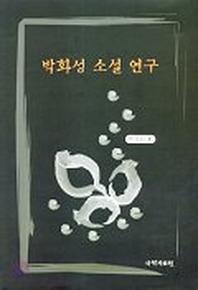 박화성 소설 연구