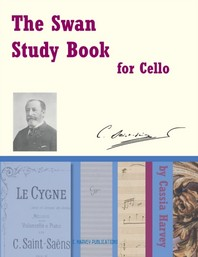 The Swan Study Book for Cello