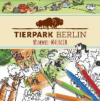 Tierpark Berlin Malbuch