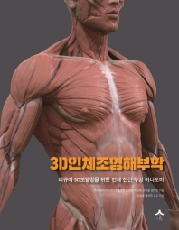 3D인체조형해부학