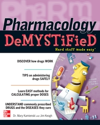 Pharmacology Demystified