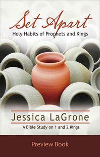 Set Apart - Women's Bible Study Preview Book