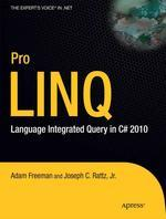 Pro Linq in Vb8
