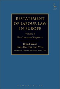 Restatement of Labour Law in Europe