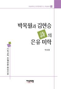 박목월과 김현승 시의 은유미학