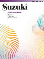 Suzuki Viola School, Vol 4