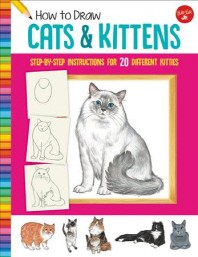 How to Draw Cats & Kittens