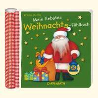 Mein liebstes Weihnachts-Fuehlbuch