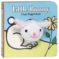 Little Bunny Finger Puppet Book