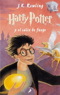 Harry Potter y el caliz de fuego (Book 4)