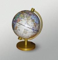 지구의(엔틱 일반)(125-YB)