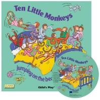 노부영 마더구스 세이펜 Ten Little Monkeys Jumping on the Bed