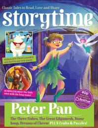 STORYTIME #11: Peter Pan