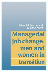 Managerial Job Change