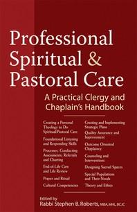 Professional Spiritual & Pastoral Care