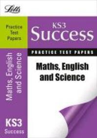 English, Maths and Science