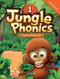 Jungle Phonics 1 Workbook