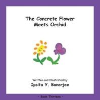 The Concrete Flower Meets Orchid