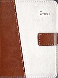 아가페 성경전서&새찬송가(특미니/합본/색인/브라운/지갑식/NKR42ETU)