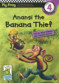 Anashi the Banana Thief(CD1장포함)(Fly Frog Level 4)(전2권)