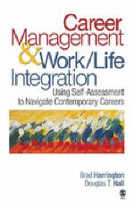 Career Management & Work-Life IntegrationUsing Self-Assessment to Navigate Contemporary Careers